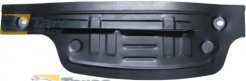 REAR PANEL LOWER PART FOR DACIA SANDERO 2013-