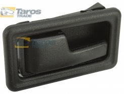 INNER DOOR HANDLE FRONT BLACK FOR FIAT UNO 1989-1993 LEFT