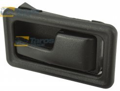 INNER DOOR HANDLE FRONT BLACK FOR FIAT UNO 1989-1993 RIGHT